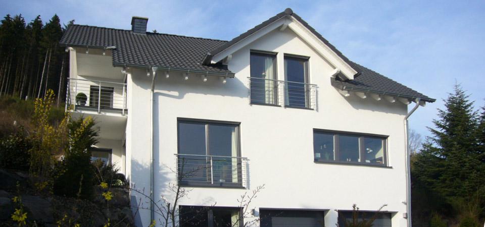 Moderne Fenster holz alu fenster attendorner fensterbau moderne fenster